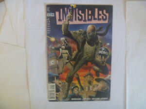 The INVISIBLES by DC Comics