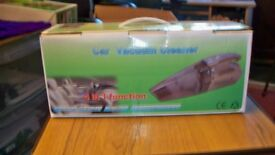 2 NEW BOXED VACUUM CLEANERS (CAR & HOUSE USE)