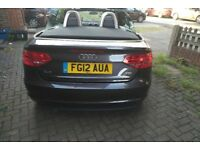 Audi A3 Cabriolet 1.6 TDI Sport 2dr WITH Full Service history & 2 keys!