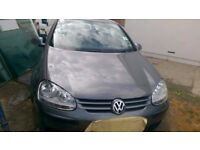 Turbo Diesel Manual 5 Speed 5 Door Hatchback 2005 VOLKSWAGEN GOLF S TDI 1896cc