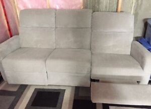 Sofa Elran 3 places inclinable