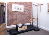 Pilates Tower Peak deluxe wall unit