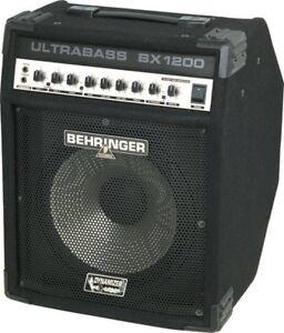 Ampli de bass 120w Behringer BX1200 Ultrabass