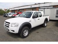 FORD RANGER S/C 4X4 PICK-UP – 58-REG