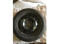 Continental Space Saver Spare wheel R17