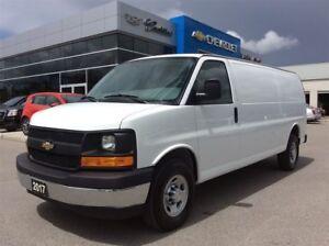 2017 Chevrolet Express 2500 Cargo Van | Extended | V8 | 4.8L