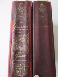 The Gourmet Cookbook Volumes I and II