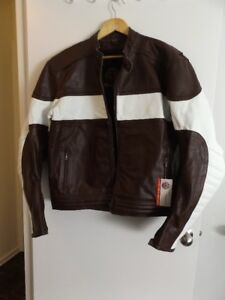 High Performance Motorcycle Classic Harley Leather Jacket