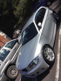 BMW 1 Series 2L 116D I M Sport (59 plate) Silver