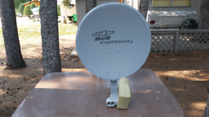 Bell  Satilite dish for sale