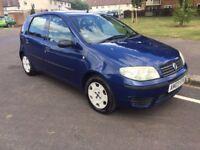 2003 Fiat Punto, 1.2, 12 months MOT, drive's excellent.
