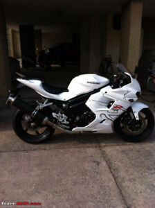 2012 Hyosung GT650R - Priced to sell