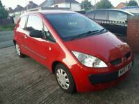 MITSUBISHI COLT CZ1 1.1 2008 10 MONTHS MOT FULL SERVICE HISTORY IMMACULATE CONDITION