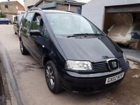 SEAT Alhambra VW sharan FORD Galaxy 1.9TDI