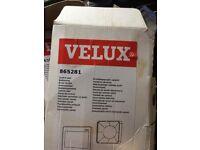 Velux integra control pad
