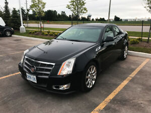 2008 Cadillac CTS Luxury AWD Sedan