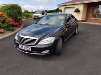 2007 Mercedes-Benz S320 3.0 V6 CDi 7 SPEED AUTOMATIC