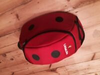 Children Ladybird Luggage