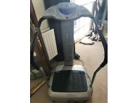 Vibration power plate machine