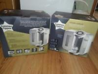 Tommee tippee perfect prep machines