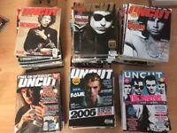Uncut magazines various