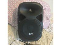 LYX pro SPA 10 DJ bluetooth speaker.