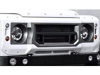 Land Rover Defender Front Grille With Headlight Surrounds CTC X Lander