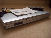 Panasonic DVD/CD Player S27.