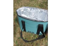 Fortnum & Mason F&M Large Picnic Insulated Coolbags Beach Camping Food Shopping Fishing