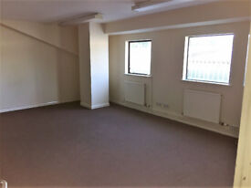 First Floor Offices to let, separate entrance, secure , small business ,with parking, flexible terms