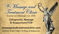 Registered Massage Therapists, New Grads welcome