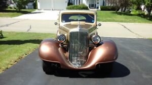 1934 PONTIAC 603 TOURING SEDAN