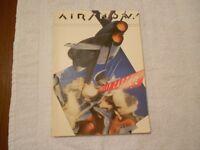 AIRSHOW coffee table airbrush art book