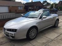 Alfa Romeo 3.2litre Auto Spider REDUCED for a quick sale very rare car in this spec!