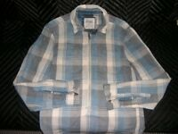 All Saints Men's Check Shirt 36 - 38 Chest