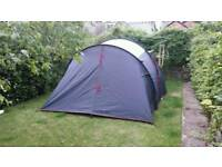 Eurohike Coniston 4 man tent