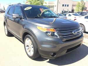 2015 Ford Explorer Limited| Sun| Nav| H/C Leath| Adapt Cruise|