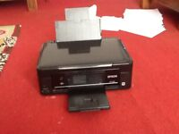 Epson home 405 printer need gone asap perfect condition with power cord and screen protector + more