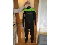 BRAND NEW Adult O'Neill 4mm medium tall wetsuit