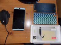HTC DESIRE EYE SWAP SAMSUNG S6 EDGE