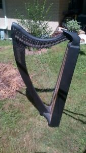 Harp celtic harps