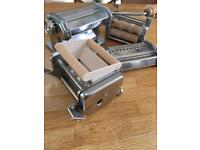 Imperial pasta making machine and accessories