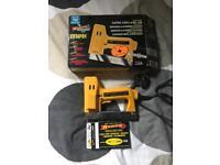 Electric staple & nail gun