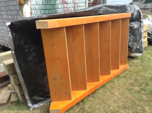 """Solid Pine 2 3/4"""" Stairs"""