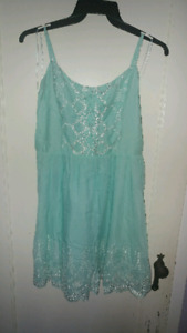 GUESS blue dress - 10/10 condition, size 12