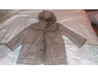 Monsoon age 4-6 coat