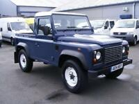Land Rover Defender 90 TD Pick UP