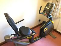 Livestrong LS6.0R Recumbent Exercise Bike, Nearly New
