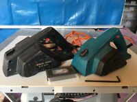 Two Electric Planers