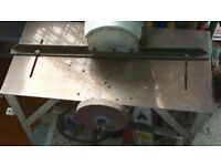 Saw/Grinder Table
